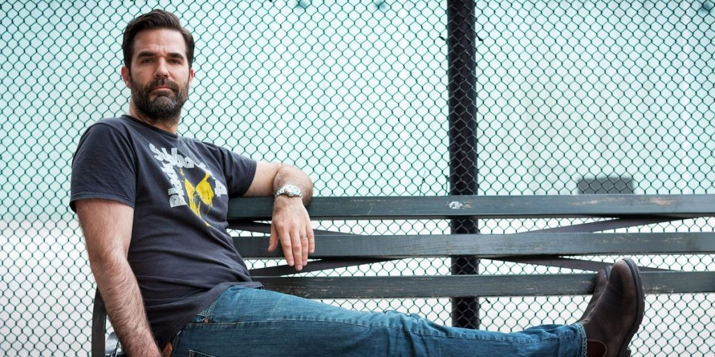 Rob Delaney Jackie Interview - Comedian Talks His New Special, His Son's Death, and Healthcare