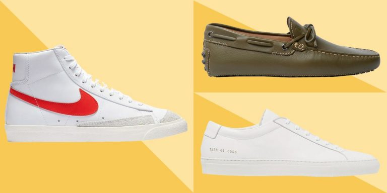 14 Best Summer Shoes – Summer Sneakers All Men Should Own 2020