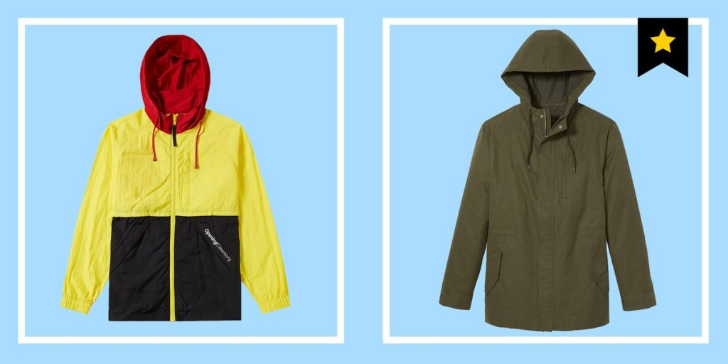 Best Raincoats for Spring - Men's Waterproof Coats for Spring