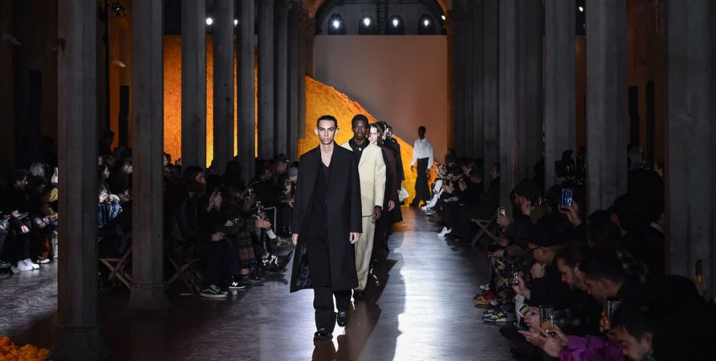 Pitti Uomo Fashion Show in Italy Emphasizes Story in 2020