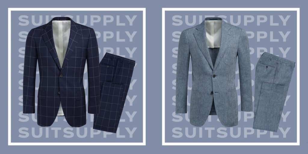 Suitsupply's Outlet Sale Is Back, and the Prices Are Ridiculously Good