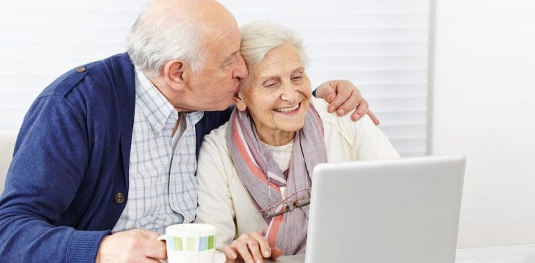 Technology and elderly people