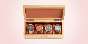 12 Best Watch Boxes for Men 2021