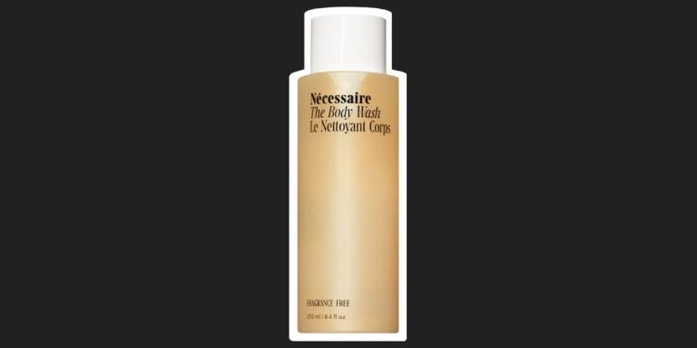 Why Nécessaire Body Wash Is The Best Body Wash For Men
