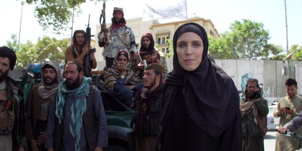 CNN Reporter Clarissa Ward Talks Taliban, Kabul, Sean Hannity
