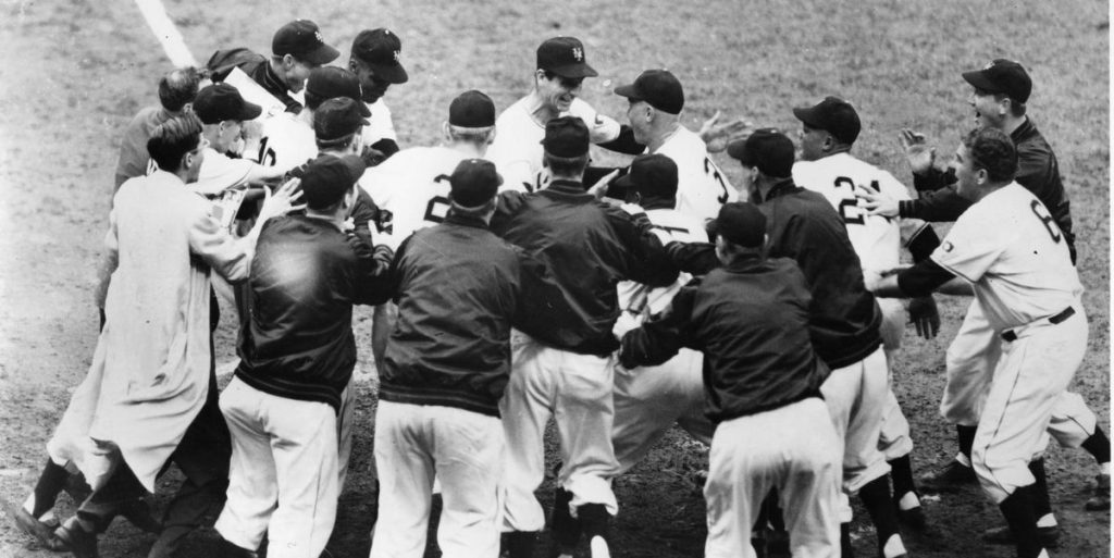 The 50 Greatest Moments in Baseball History