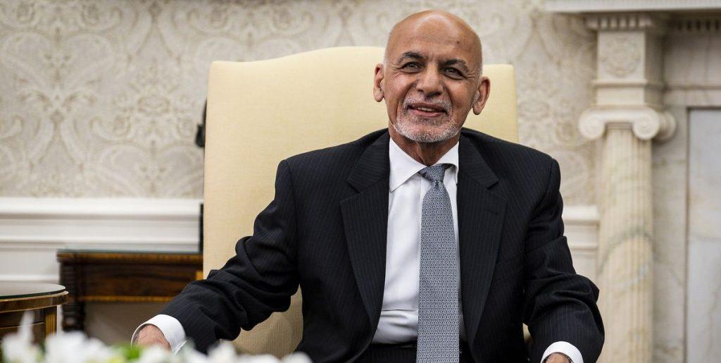 President Ashraf Ghani Fled Afghanistan as Many Refugees Seek to Do the Same