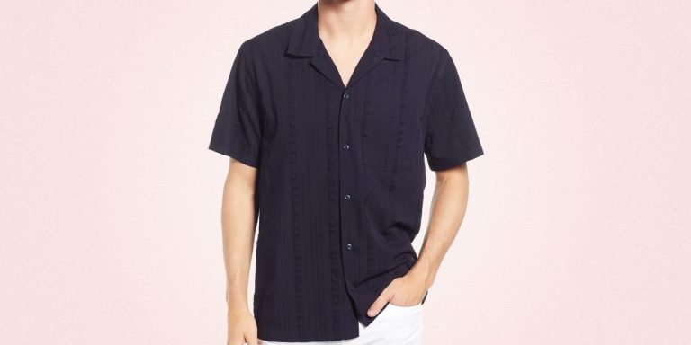 The Easiest Shirt to Wear All Summer Is a Steal Right Now